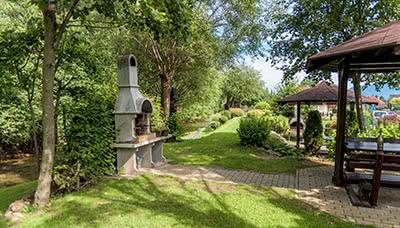 Záhrada / ihrisko